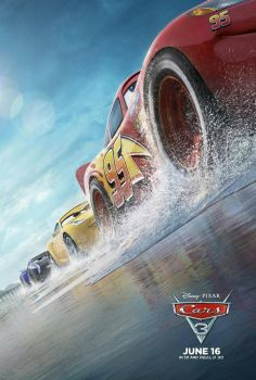 new cars 3 poster by MJ-shakitty