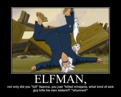 ...Elfman... by LemonLlama55532