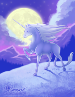 Unicorn by tweakfox