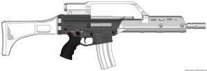 G36 ACR receiver by ZiWeS