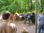 MakerFaire 2015 - Lrry 1 by Sarkytob