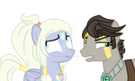 Opal Horse And Jack Horse by moonfire-dovahkiin