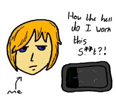 So I Got A Tablet... by MaybyAGhost