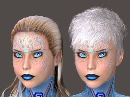 Ice Princess' New Style by Roguewing