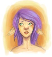 ''a pretty face.'' revisited. by maffy-pop