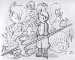 MOTHER 3 - Memories by StarEspeon