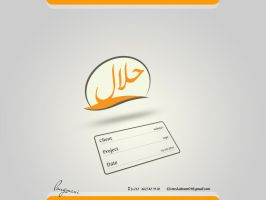 Halal Products Logo by LMA-Design