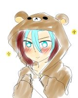 BEARY KAWAII by Jeisuke