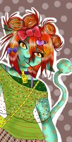 Creature Girl by jazzy2cool
