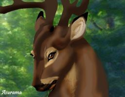 Great Prince of the Forest by Asurama