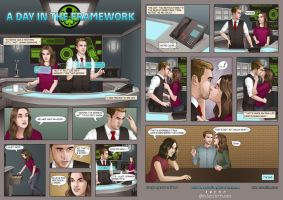 Fitzsimmons - A Day In the Framework by eclecticmuses