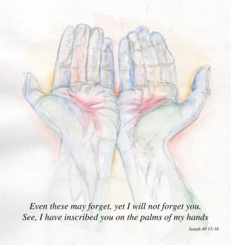Engraved on the Palms of my Hands by soul-searcher243