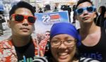 Selfie with the guys from 22 jump street by faith-xuan