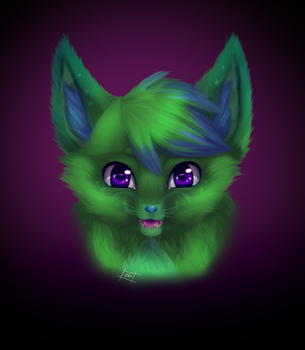 Fox Creature (Animal/Fur Practice) by freachereanimelover1