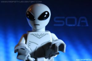 S. O. A.  -- Save Our Alien ... by Miarath