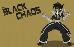 The Black Chaos by Shockzboy