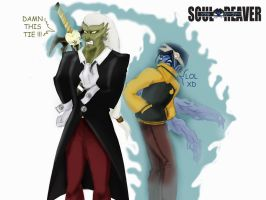 Soul Reaver or Eater ? part2 by Lauretta-89