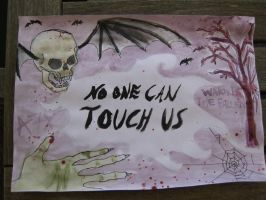 No One Can Touch Us by chitraah