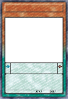 [W.I.P.]Pendulum Monster Card Template by grezar
