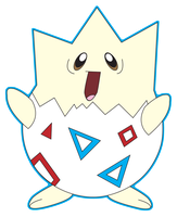Togepi by BrittanysDesigns