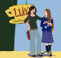 Gilmore Girls- take two by theninabird