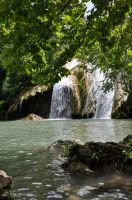 Turner Falls Stock 21 by FairieGoodMother