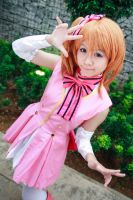 Love Live! - Start:Dash!! Kousaka Honoka by Xeno-Photography