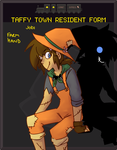 Morgan in Taffy Town by Whoodles