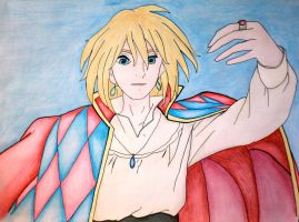 Howl by RogueMisfit