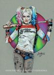 Harley Quinn - Suicide Squad (2016) by scotty309