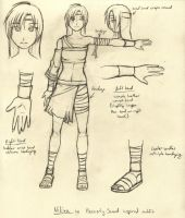 Nikira outfit concept by RoCatr88