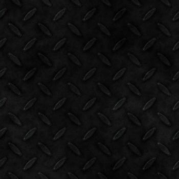 Tileable Black Diamond Plate by jhguitarfreak