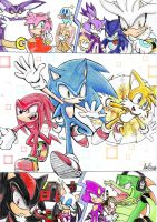 Heroes by Auroblaze
