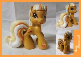 LB Ponyville Custom by LadyButterscotch