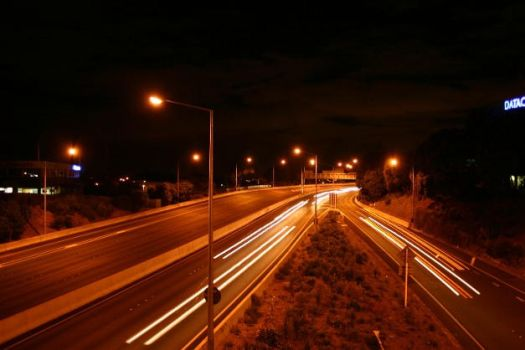 Electric Highway by golic