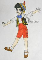 Pinocchio-Human Version- by Chocoholic-Dream