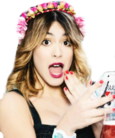 Martina Stoessel Png (Baby-G) by agusloveeee