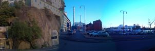 My first panorama picture by ProjektGoteborg