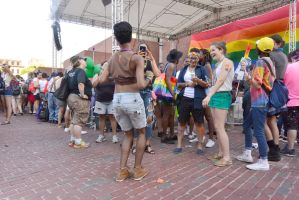 2015 Boston Pride Festival, Sexy Dance 6 by Miss-Tbones