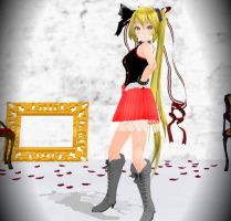 Tda Punkish Lolita Neru - Download by SapphireRose-chan