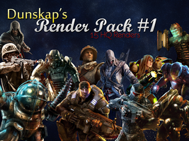 Dunskap's Render Pack #1 by Dunskap