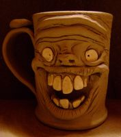 Happy mug-WIP by thebigduluth