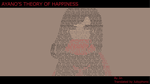 Ayano's theoy of happiness by Inasda