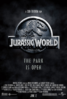 Jurassic World Poster (Classic Version) by imperial96