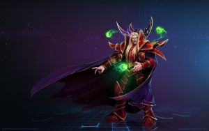 Kael'thas, the Sun King by Mr--Jack