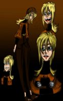 Cassius Face Practice by Projectile-Vomiting
