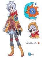 :CE: Zachariah's New Outfit by kuku88