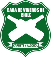 Cara de vineros de Chile logo by Urbinator17