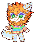 Pip - Pixel Chibi Commission by Hatty-hime