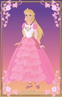 Genevieve { Barbie: 12 Dancing Princesses } by kawaiibrit